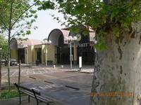 La gare d'Arles