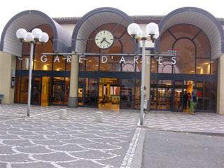Gare d'Arles